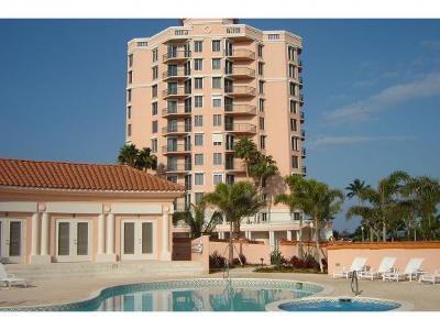 Marco Island Condo/Townhouse For Sale: 530 S Collier Blvd #703