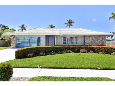 Marco Island Single Family Home For Sale: 336 Nassau Ct #3
