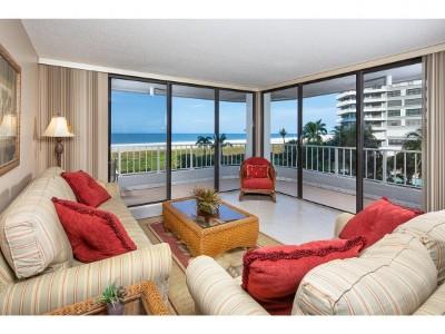 Marco Island Condo/Townhouse For Sale: 300 S Collier Blvd #303