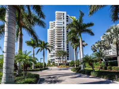 Marco Island Condo/Townhouse For Sale: 300 S Collier Blvd #1402