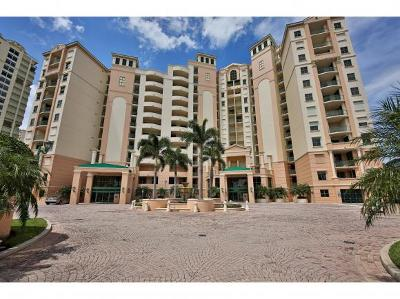 Marco Island Condo/Townhouse For Sale: 930 Cape Marco Dr #505