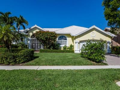 Marco Island Single Family Home For Sale: 362 Capistrano Ct #6