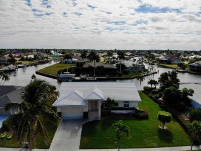Marco Island Single Family Home For Sale: 1675 Barbados Ct #3