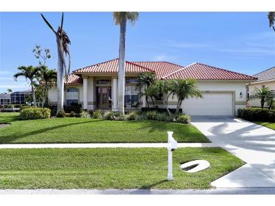 Marco Island FL Single Family Home For Sale: $899,000
