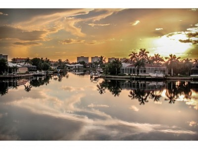 Marco Island Condo/Townhouse For Sale: 210 Waterway Ct #202