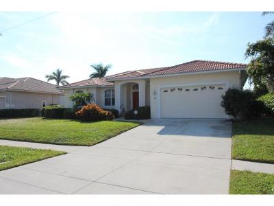 Marco Island Single Family Home For Sale: 931 Snowberry Ct #6