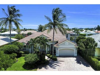 Marco Island Single Family Home For Sale: 1195 San Marco Rd #7