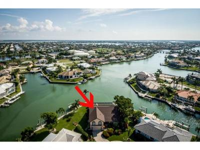 Marco Island Single Family Home For Sale: 1251 Spanish Ct #7