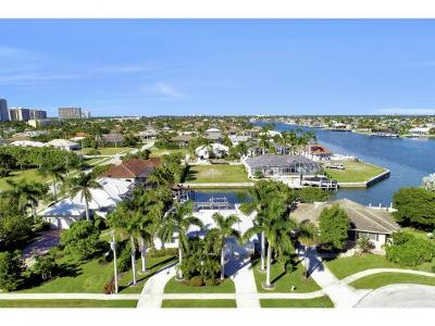Marco Island Single Family Home For Sale: 986 Aster Ct #7