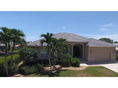 Marco Island Single Family Home For Sale: 747 Orchid Ct #1