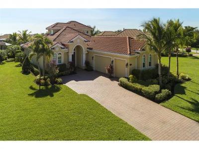 Naples Single Family Home For Sale: 9337 Campanile Cir #2