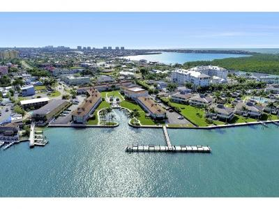Marco Island Condo/Townhouse For Sale: 850 Palm St #F2