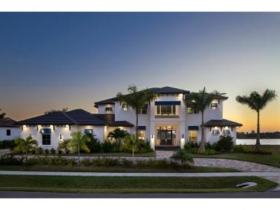 Marco Island Single Family Home For Sale: 511 Sand Hill Ct #9