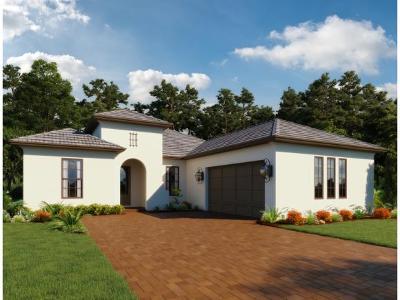 Naples Single Family Home For Sale: 3303 Ibiza Ln #11