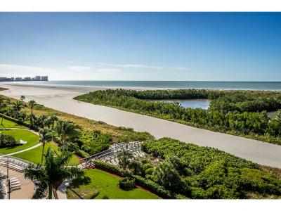 Marco Island Condo/Townhouse For Sale: 440 Seaview Ct #709