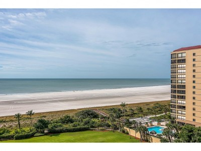 Gulfview Apts Of Marco Island Condo/Townhouse For Sale: 58 N Collier Blvd #1012