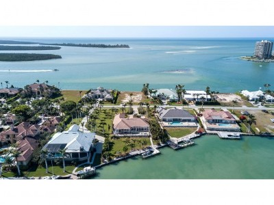 Marco Island FL Single Family Home For Sale: $2,950,000