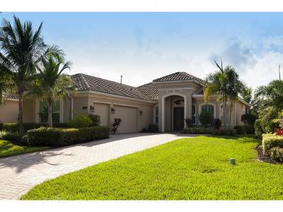 Naples Single Family Home For Sale: 9325 Campanile Cir #2