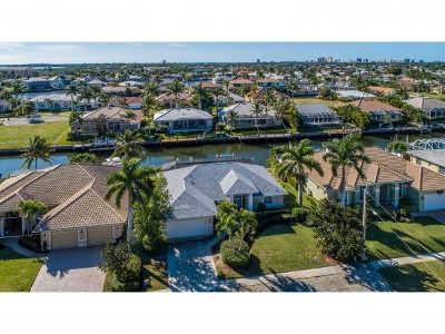 Marco Island Single Family Home For Sale: 1827 Woodbine Ct #2