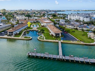 Marco Island Condo/Townhouse For Sale: 850 Palm St #C17