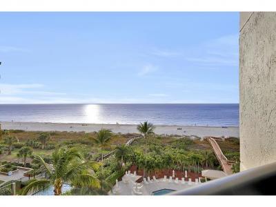 Marco Island Condo/Townhouse For Sale: 730 S Collier Blvd #507
