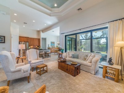 Marco Island Single Family Home For Sale: 741 Tigertail Ct #11