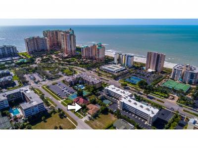 Marco Island Single Family Home For Sale: 900 Seagrape Dr #10