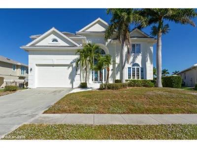 Marco Island Single Family Home For Sale: 1648 Rainbow Ct #8