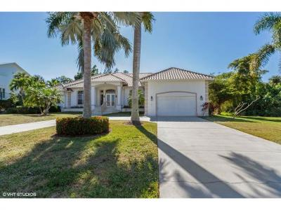 Marco Island Single Family Home For Sale: 1661 Copeland Dr #13