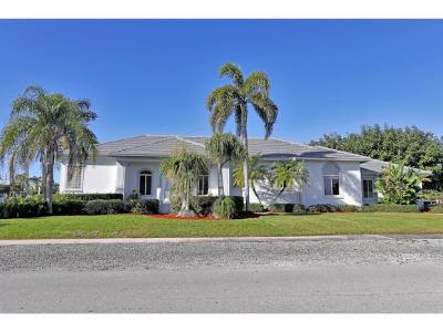 Marco Island Single Family Home For Sale: 540 Shalimar St #7