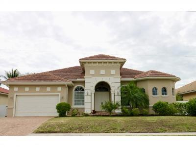 Marco Island Single Family Home For Sale: 1195 Whiteheart Ct #7
