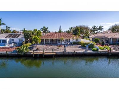Marco Island Single Family Home For Sale: 834 Wintergreen #6
