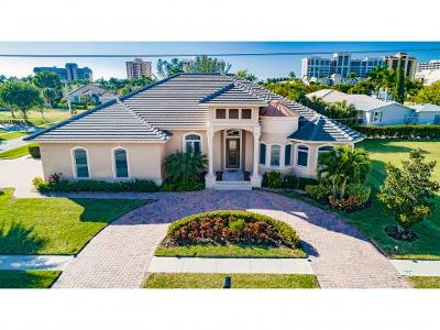 Marco Island Single Family Home For Sale: 512 Landmark St #7