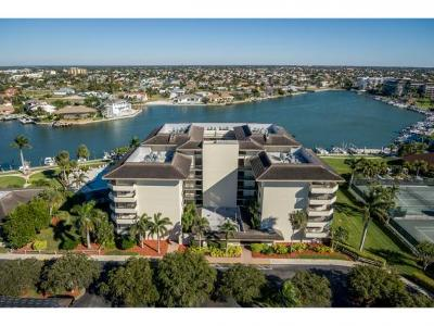 Marco Island Condo/Townhouse For Sale: 591 Seaview Ct #506