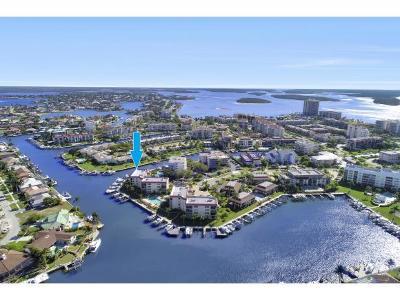 Marco Island Condo/Townhouse For Sale: 880 Huron Ct #108