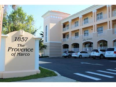 Provence Of Marco Condo/Townhouse For Sale: 1857 San Marco Rd #304