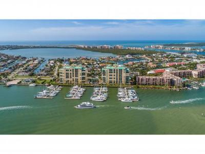Marco Island Condo/Townhouse For Sale: 1079 Bald Eagle Dr #302