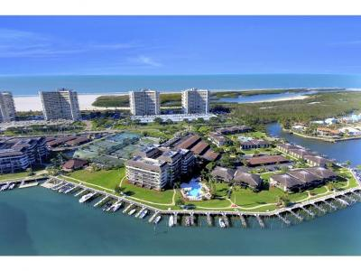 Marco Island Condo/Townhouse For Sale: 591 Seaview Ct #403