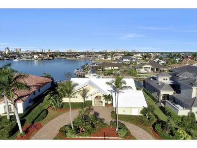 Marco Island Single Family Home For Sale: 856 S Heathwood Dr #13