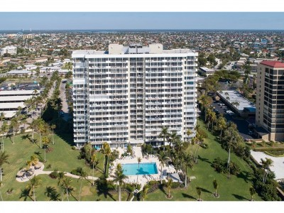 Admiralty House Condo/Townhouse For Sale: 140 Seaview Ct #1106N