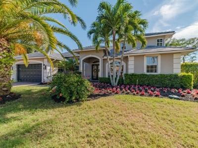 Marco Island Single Family Home For Sale: 1805 Dogwood Dr #5