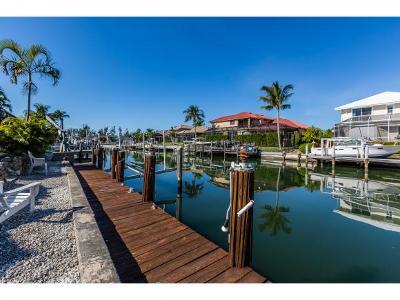 Marco Island Single Family Home For Sale: 656 Dorando Ct #11