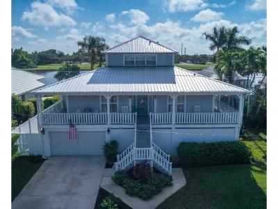 Marco Island Single Family Home For Sale: 41 S Seas Ct #6