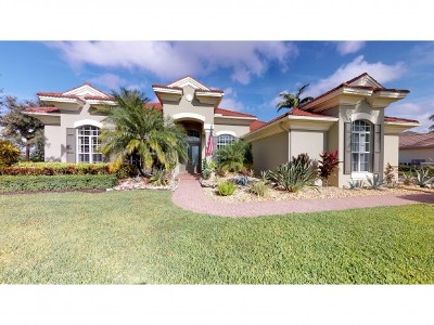 Lely Resort Single Family Home For Sale: 7863 Players St