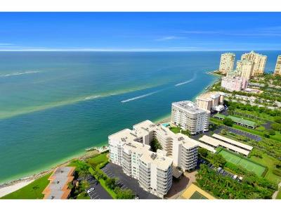 Caxambas Tower Condo/Townhouse For Sale: 1070 S Collier Blvd #602