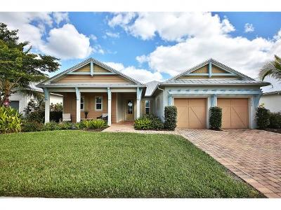 Naples Single Family Home For Sale: 14720 Windward Ln