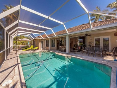 Marco Island Single Family Home For Sale: 112 Cyrus St #25