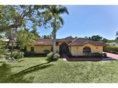 Marco Island Single Family Home For Sale: 1841 Olds Ct #13