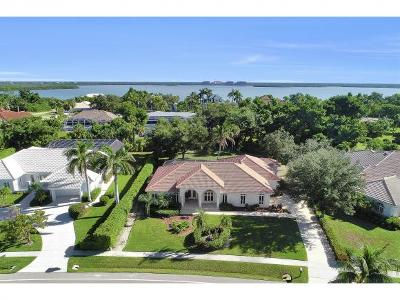 Marco Island Single Family Home For Sale: 631 S Barfield Dr #9
