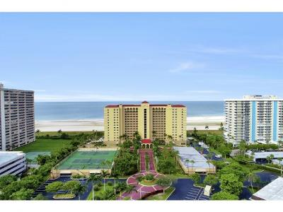 Marco Island Condo/Townhouse For Sale: 100 N Collier Blvd #1102